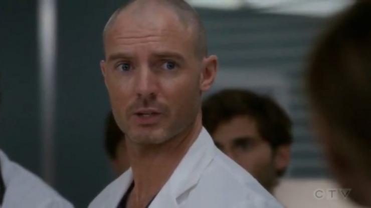 Irish actor Richard Flood promoted to series regular on Grey's Anatomy
