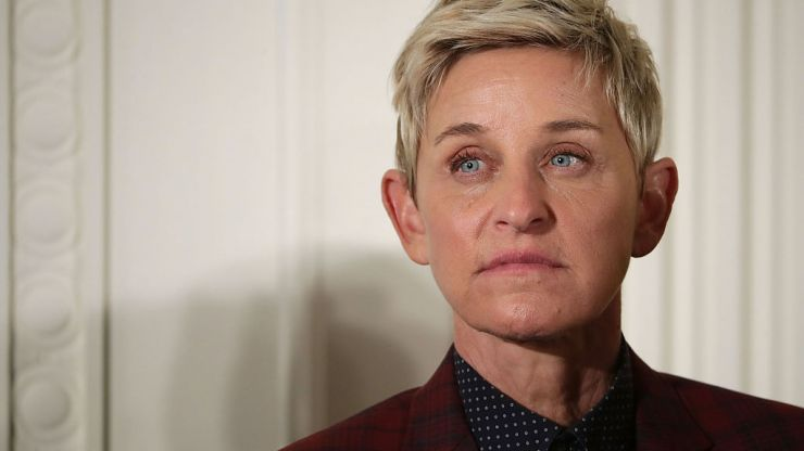 """Three senior producers """"part ways"""" with The Ellen Show following misconduct allegations"""
