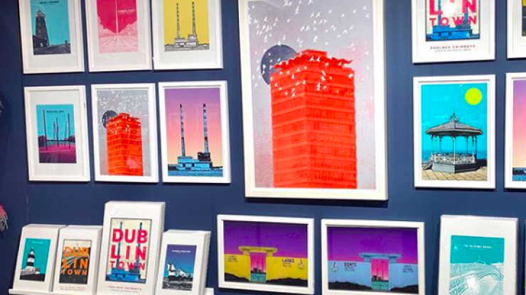 Irish art: 4 places to get the perfect prints for your home