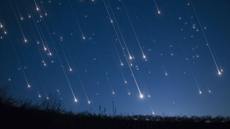 """""""Best meteor shower of the year"""" to be visible from Ireland tonight"""