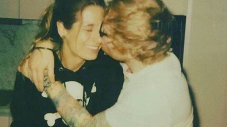 Ed Sheeran is reportedly expecting a baby with wife Cherry Seaborn