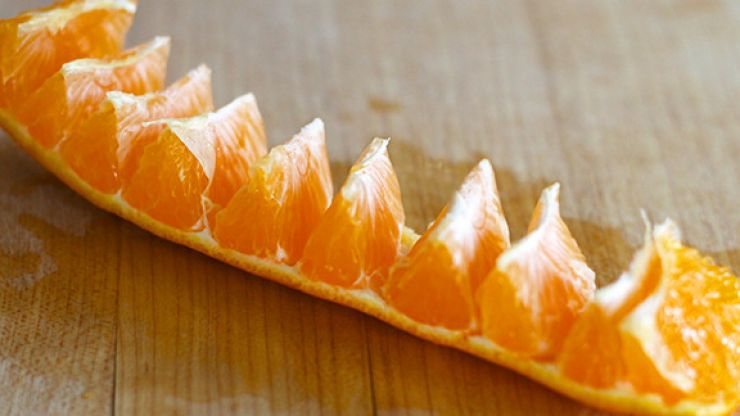 It turns out we're all peeling oranges wrong and this madness has to stop