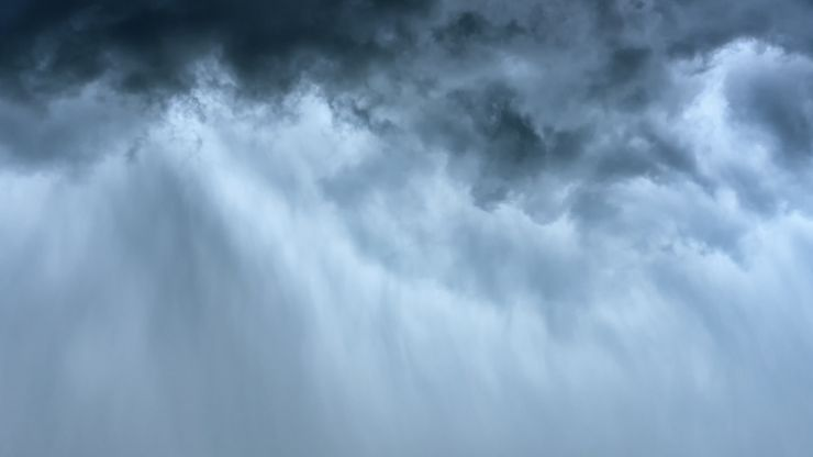 """""""Intense rainfall"""" expected as weather warning issued for entire country"""