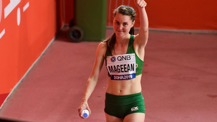 Here's how to become a better runner in one easy step, according to Ciara Mageean