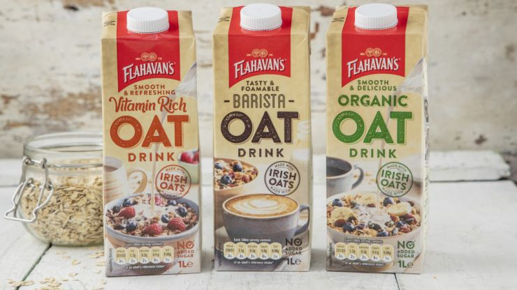 Flahavan's is launching an oat drink range and hello, delicious morning coffee