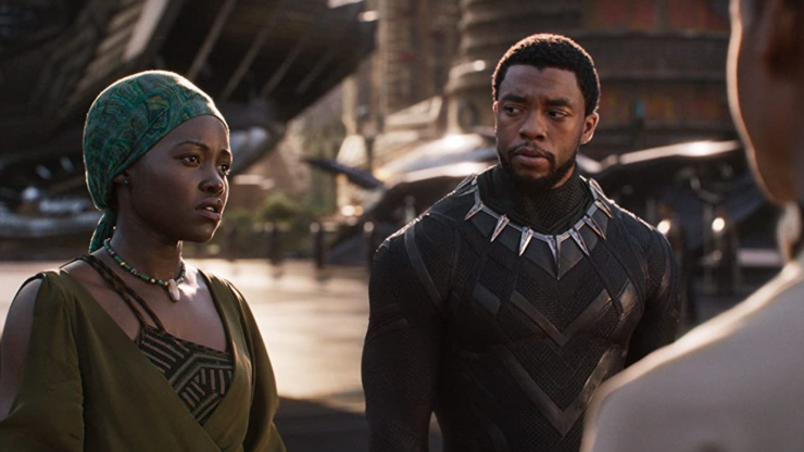 Lupita Nyong'o pens beautiful tribute to Black Panther co-star Chadwick Boseman