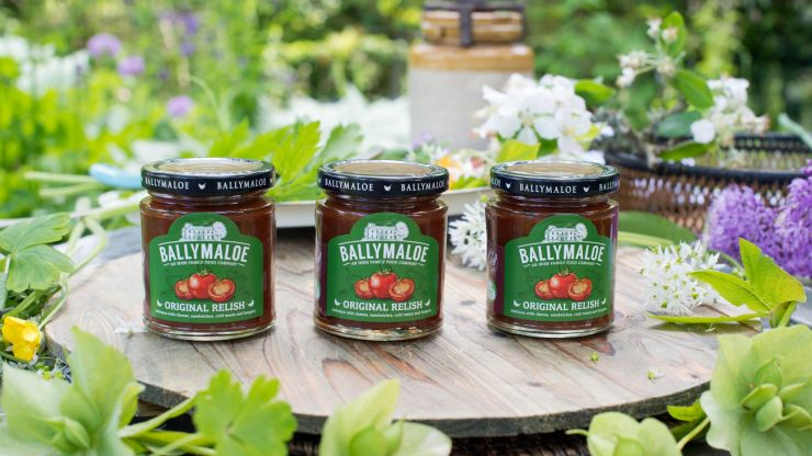 No need to stock up in Ireland, you can get your mitts on Ballymaloe Relish in the UK