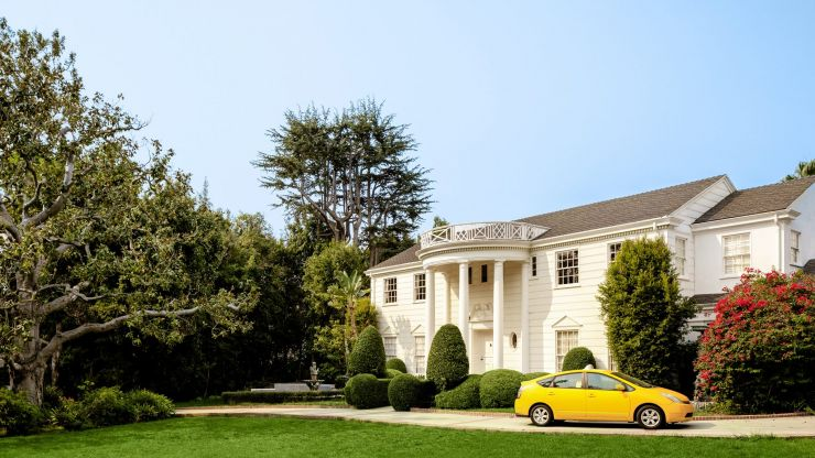 You can now spend the night in The Fresh Prince of Belair's gaff