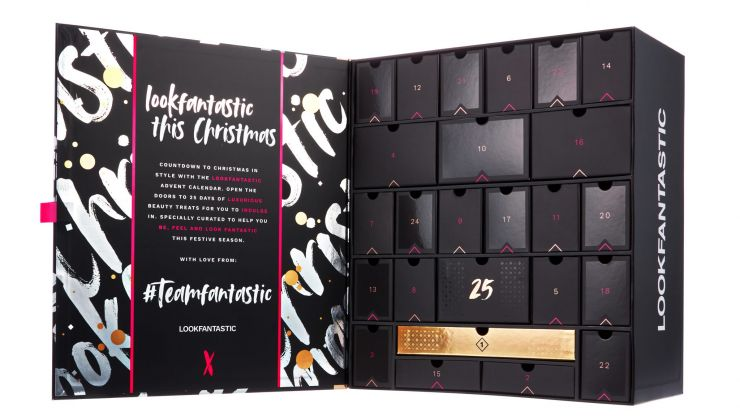 LookFantastic have unveiled their 2020 advent calendar and sorry, is it Christmas yet?