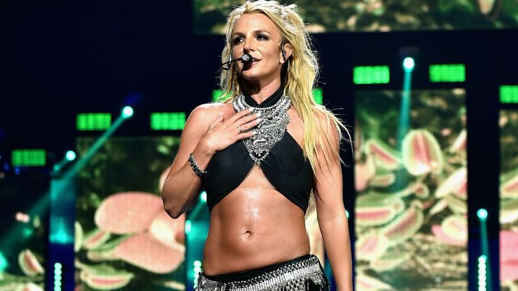 Britney Spears doesn't want to perform again any time soon, according to court documents