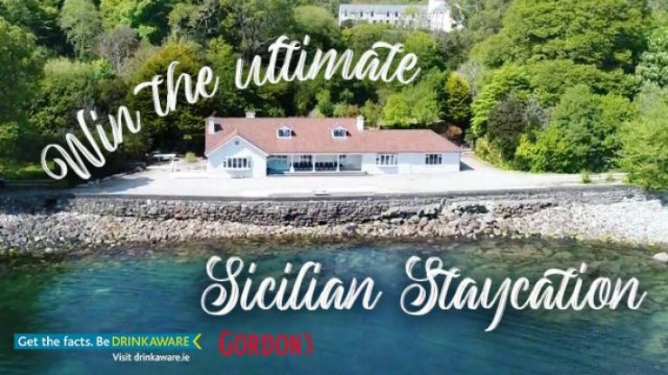 WIN: The ultimate staycation in Glengarriff, Cork, for you and five friends