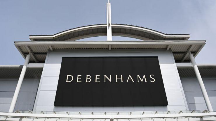 Boohoo set to buy Debenhams online store