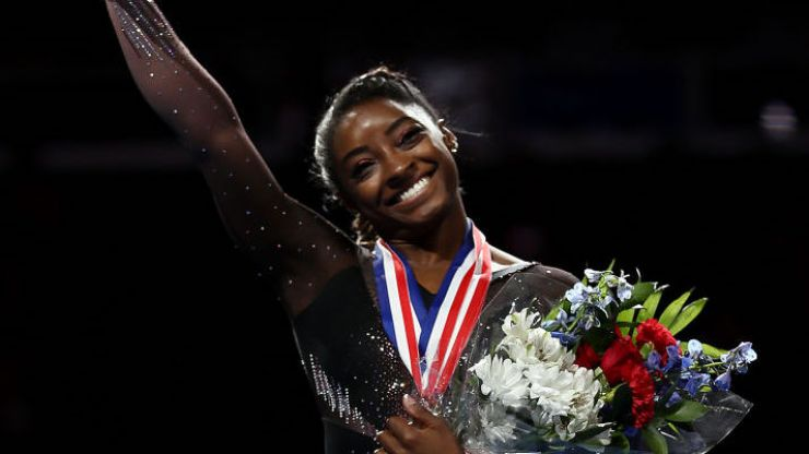 5 times Simone Biles was the absolute GOAT