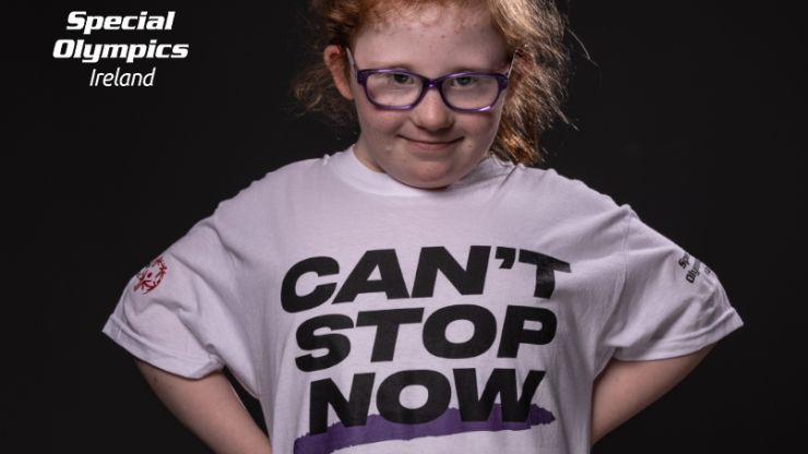 Can't Stop Now: Join the race to raise vital funds for Special Olympics Ireland