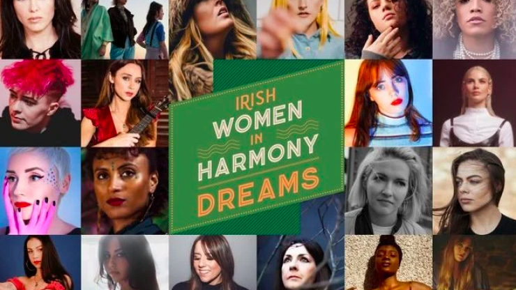 Irish Women in Harmony planning Christmas single, looking for girls under 12 to join them
