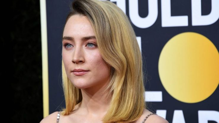 Saoirse Ronan receives BAFTA nomination for Little Women