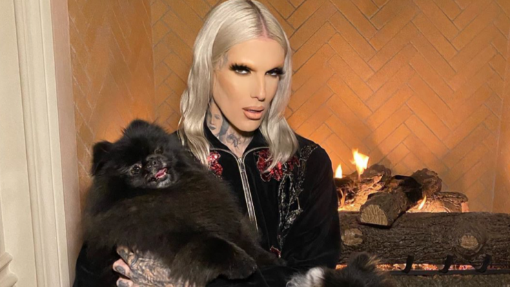 Jeffree Star shares tour of new 'dream house' which is bigger than any hotel we've stayed in