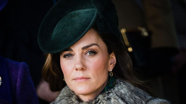 An email Kate Middleton sent to friends before joining the royal family has resurfaced
