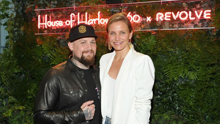 Cameron Diaz and Benji Madden have announced the birth of their daughter