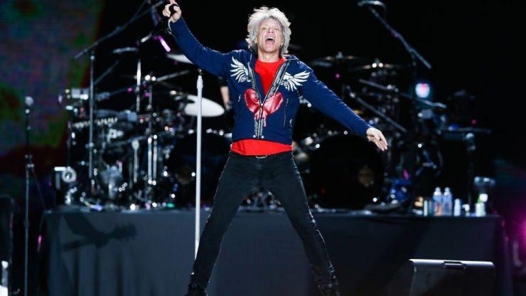 Bon Jovi announce new album and US tour with Bryan Adams