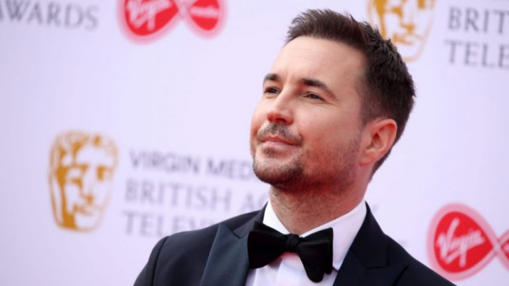 Martin Compston to star in new thriller from the makers ofBodyguardandLine of Duty