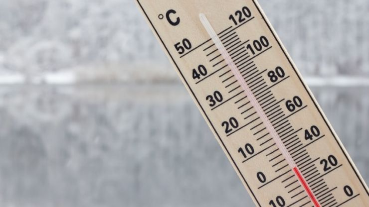 According to Met Eireann temperatures are set to drop to -3 degrees this week