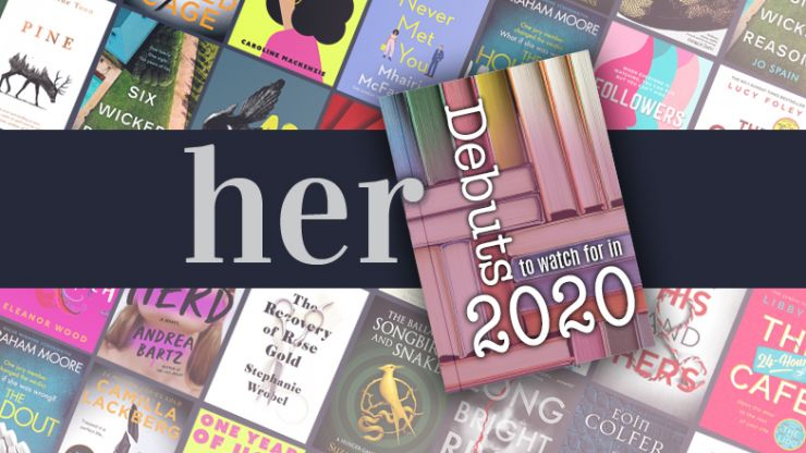 30 debut novels to keep an eye out for in 2020