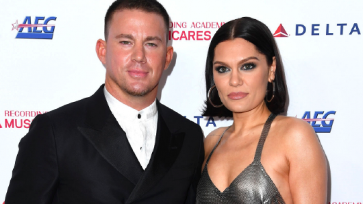 Channing Tatum and Jessie J walk first red carpet after getting back together