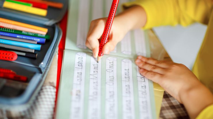 The Green Party has proposed removing homework in primary schools