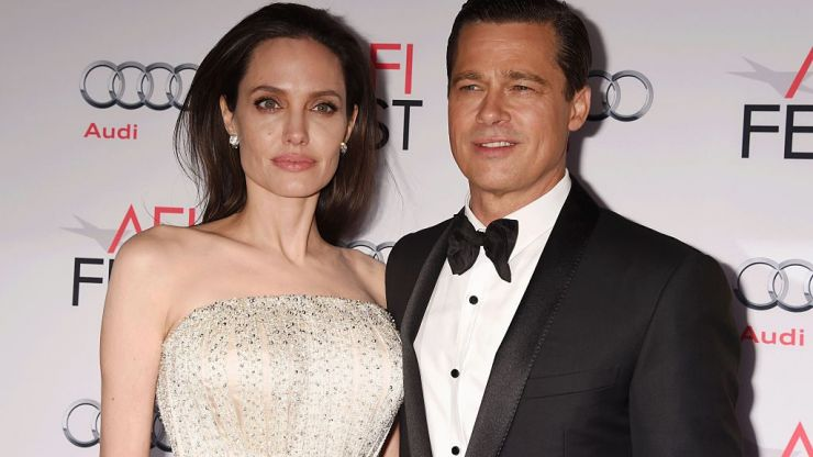 Angelina Jolie 'doesn't care' about Brad and Jen's reunion - and unfortunately, she's the only one