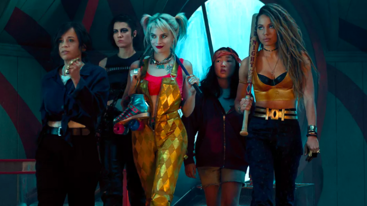 REVIEW: Birds of Prey gives Harley Quinn the break she deserves