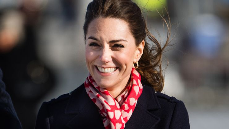 Kate Middleton is back wearing Zara again but of course, her dress is now sold out
