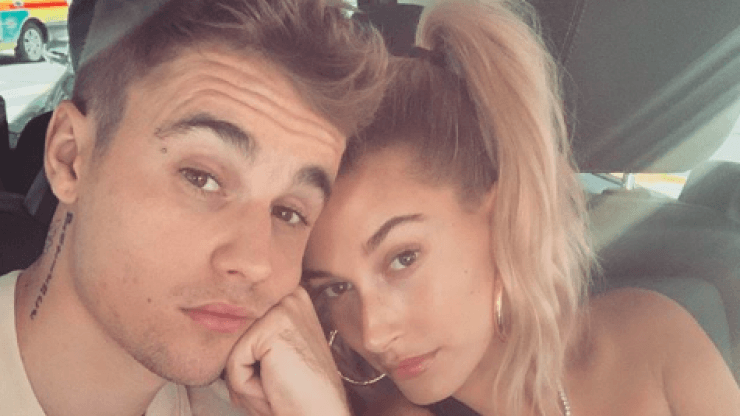 Hailey Bieber has opened up about the 'struggles' she and Justin faced in their first year of marriage