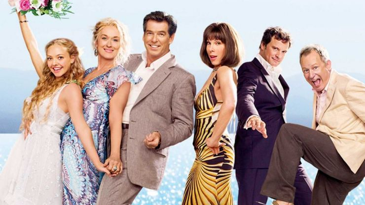 Looks like there could be a Mamma Mia! 3 on the way