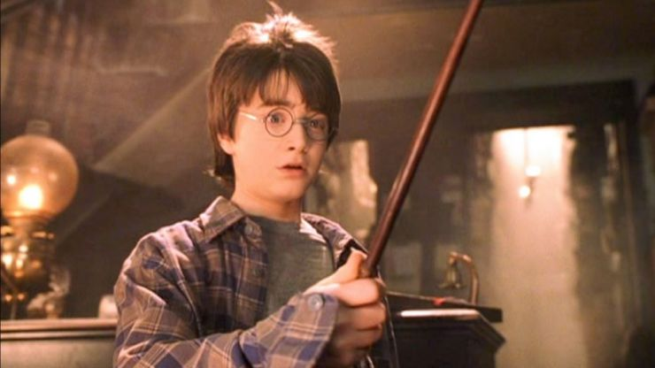 There's a new Harry Potter audiobook coming out next week and it sounds magical