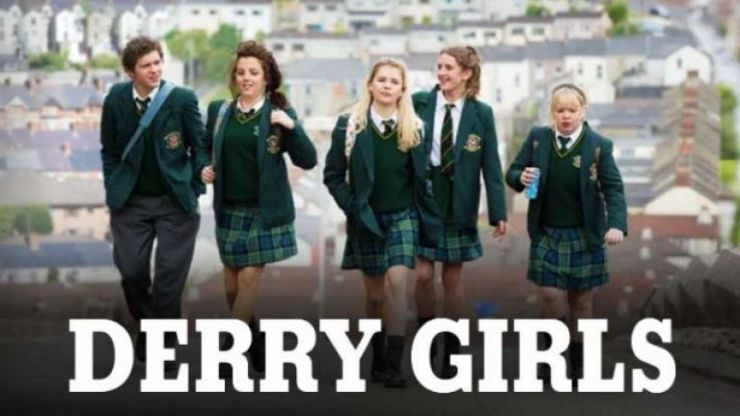 Season 3 of Derry Girls will start filming in May