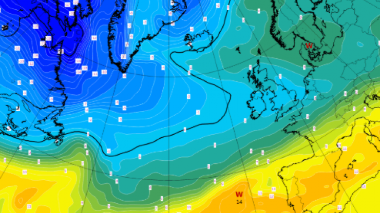 Met Éireann issues update on incoming cold spell set to affect all of Ireland