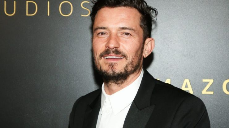 Orlando Bloom accidentally misspells his son's name in his new tattoo