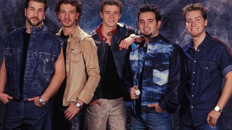 There's an *NSYNC superfan movie coming, and it's gonna be me - in it
