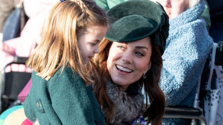 Kensington Palace shares a previously unseen photo of Princess Charlotte and it's just adorable