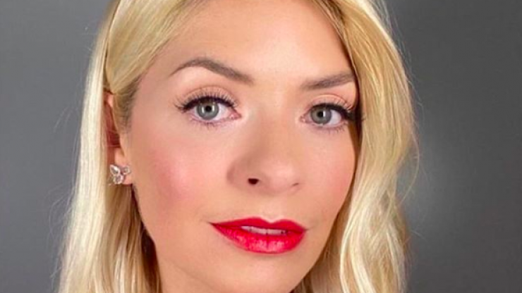 Holly Willoughby wore Aimee Connolly's incredible €27 foundation last night