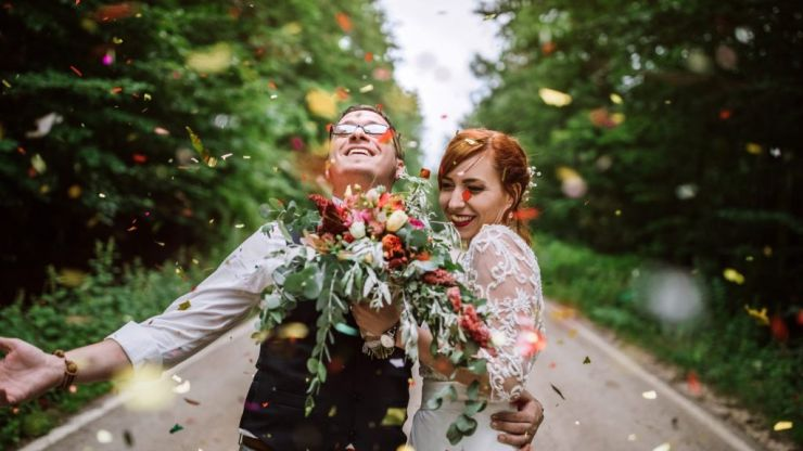 Sostrene Grene is adding real flower confetti to its range, so now your wedding can be picture perfect and eco-friendly too
