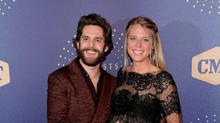 Country singer Thomas Rhett and his wife have welcomed a baby girl, and we LOVE the name