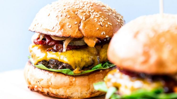 If your name is Mary, you can get free burgers in Dublin this Friday