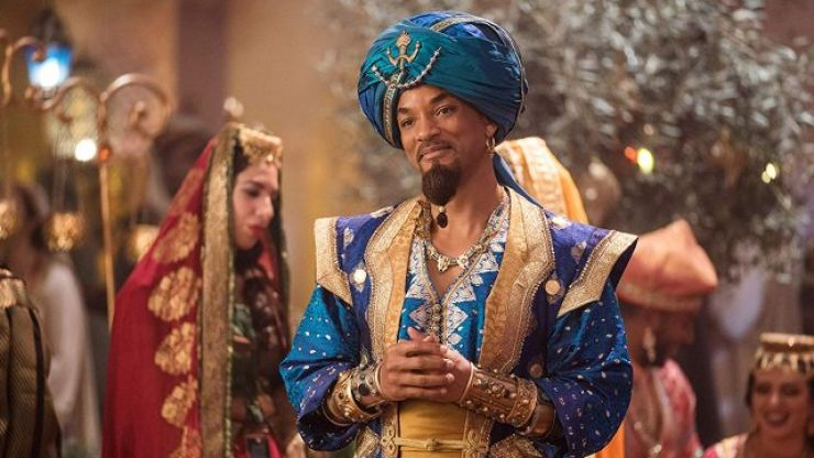 Guy Ritchie and Will Smith's Aladdin is getting a sequel