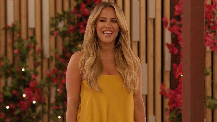 Love Island pay special tribute to Caroline Flack with 'through the years' montage video