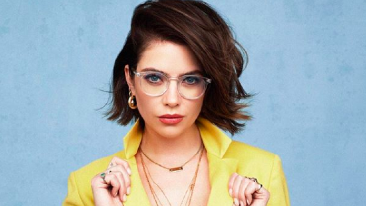 Ashley Benson got a tattoo dedicated to her favourite food, and you have to stan