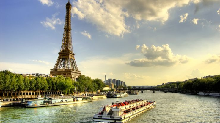 A travel company in France is looking for two people to live and work on a luxury barge