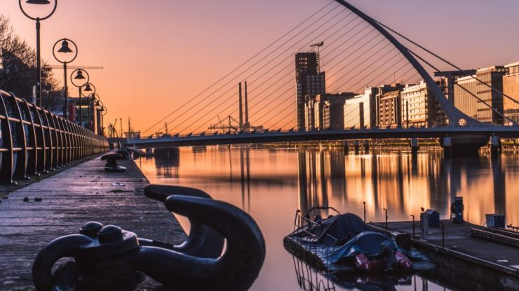 Dubliners have the sexiest accent according to Brits