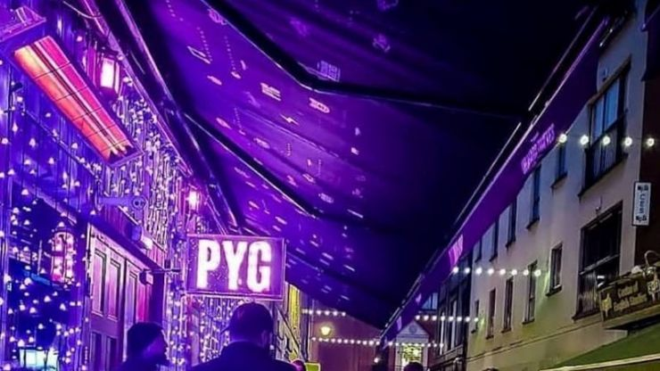 Pygmalion nightclub drops entry fee and asks for charity donation instead